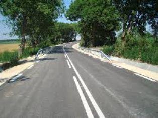 Опасност от свлачище на пътя Суходол - Мало Бучино - Перник