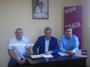 Първанов в Перник: Опасявам се от манипулации на изборите