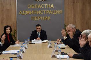Костадинов ще е  домакин на Регионален съвет