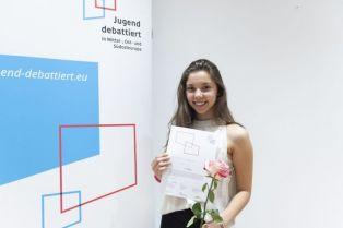 Перничанка стана 3-та в международен конкурс