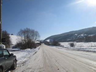 Зима е. Бъдете внимателни на пътя!