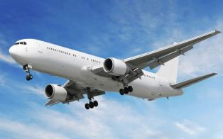 Буйстващ приземи пътнически самолет в София