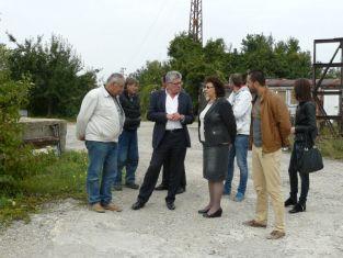 Ерик Рангелов: Привличането на инвестиции в Перник е стратегическа задача