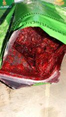 Иззеха 9 кила нелегален тютюн от магазин в Перник