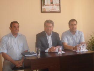 Първанов: АБВ не подкрепя.АБВ участва самостоятелно или в коалиция на изборите