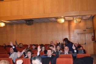 Общинските съветници на Перник приеха информация за бюджетното изпълнение