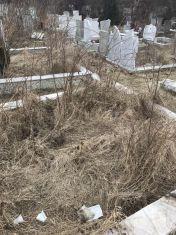 Общината с призив за гробищните паркове