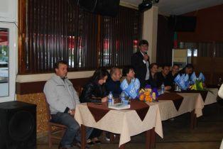 Кандидатът за кмет на с. Драгичево Виктор Викторов представи своята програма за управление пред жителите на населеното място