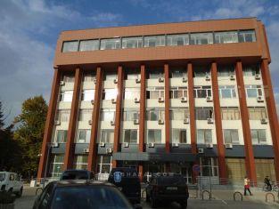 Евакуираха съда в Перник