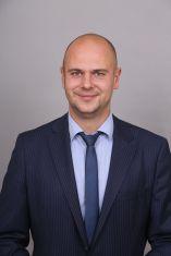 Председателят на групата общински съветници Денислав Захариев е новият общински лидер на ГЕРБ Перник