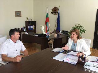 Соколова среща бъдещи пенсионери с НОИ