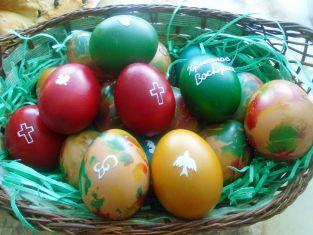 В Трън боядисват яйца на Велики четвъртък