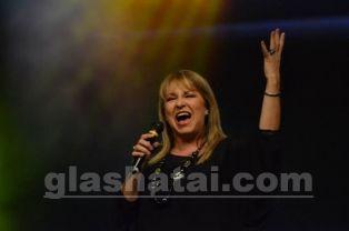 Марги Хранова ще пее на рождения ден на ГЕРБ