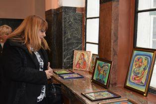 Благотворителна изложба базар се проведе в Перник