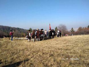 Първо в Глашатай: Вижте как брезничани пресъздадоха  битка от Сръбско-българската война