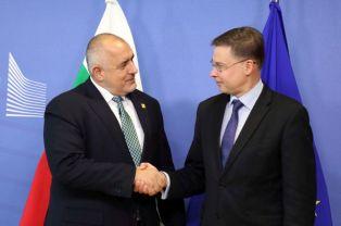 """Борисов: .""""Ще вървим към чакалнята на еврозоната при този курс и само при абсолютен консенсус в страната"""