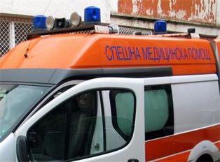 Шофьор блъсна възрастна жена на пешеходна пътека и избяга