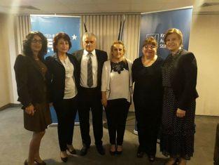 Соколова- инициатор на шестата политическа академия на женската организация на ГЕРБ