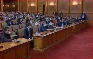 Приеха на първо четене промените в Закона за здравето, свързани с мерките след края на извънредното положение