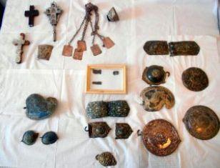 Реставрирани метални артефакти показва музеят в Брезник