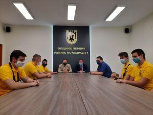 Владимиров: Успехите на информатиците от ПГИ са впечатляващи