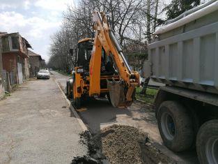 Започна подмяната на водопровода в кв. Църква