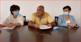Борисов: днес внасяме проект за  нова Конституция в парламента
