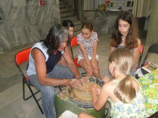 Изложба с детски творби в Музея