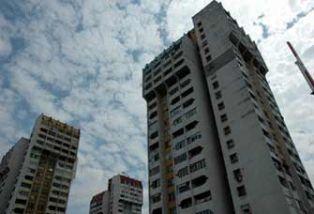 558 ексцентрици скочиха от най-високата жилищна сграда