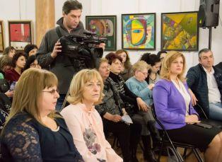 Темата за кберсигурността събра дами от ГЕРБ, от четири града