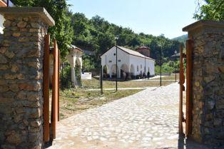 Откриха обновен 120-годишен манастирски комплекс в земенско