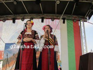 Най-новият почетен гражданин на Перник подари песен на града си