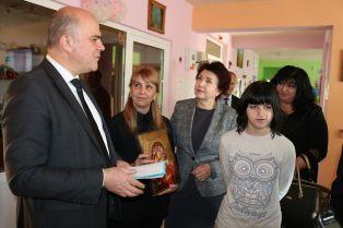 Министър Петков представи основни моменти в новото законодателство за хората с увреждания в Перник