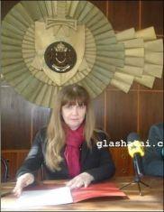 Прокурор Алексиева ще е административен ръководител на Районна прокуратура за втори мандат