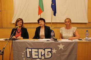 Номинираха Церовска за нов кметски мандат