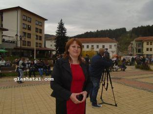 Станислава Алексиева отново в надпреварата за кметския пост в Трън