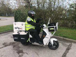 Шанс за хората без работа: търсят се куриери за Дания