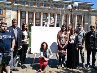 Младежи искат паметник Св. св. Кирил и Методий в Перник