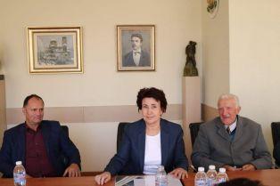 Кметът се срещна с кметовете