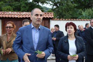 Цветан Цветанов:Д-р Вяра Церовска ще бъде нашият кандидат за кмет на Перник