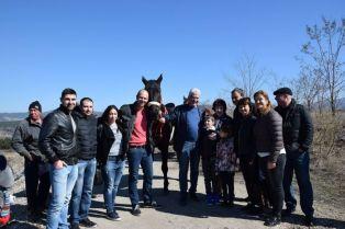 Кандидатите за народни представители от ГЕРБ-Перник честитиха поздравиха перничани за Тодоровден
