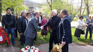 Руснак от посолството идва в Перник за 9-ти май