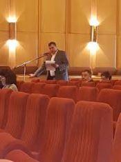 К. Леонов: Ще сезирам прокуратурата за днешната сесия