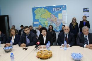 ГЕРБ откри кампанията си в Перник, кандидатът за евродепутат Адрей Новаков:Показахме своите способности и ще спечелим доверието на хората