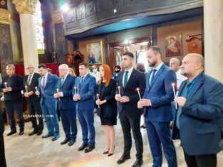 Коалиция ГЕРБ - СДС в Перник откри предизборната си кампания