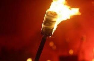 Факелно шествие за Левски в Трън, в Радомир се поклониха пред паметника му