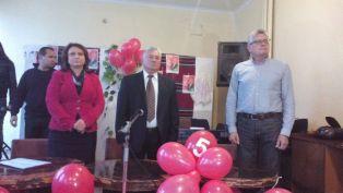 Ерик Рангелов в Ярджиловци: Гришата е вашият кмет