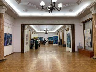 Изложба за 24-ти май откри Валентин Топалов