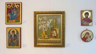 Великденска изложба в Арт-салон