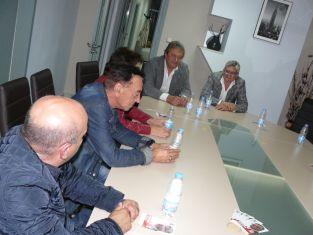 Ерик Рангелов: Между Община Перник и браншовите организации е нужен активен контакт